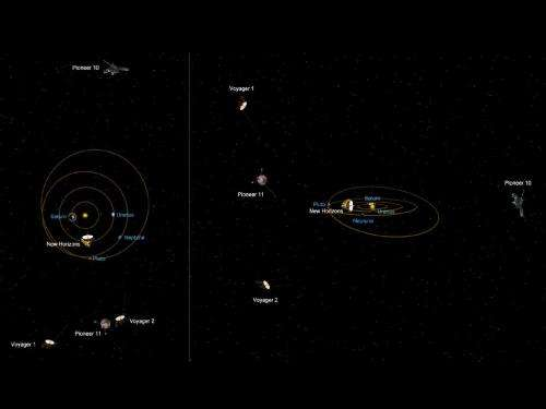 Voyager set to enter interstellar space