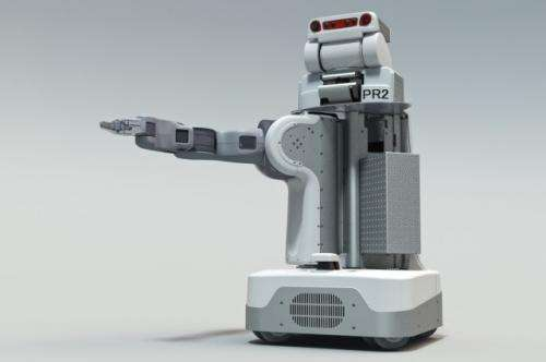 Willow Garage slashes price (and arm) of PR2 robot for research
