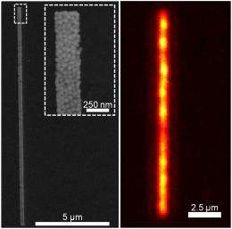 'Dark plasmons' transmit energy