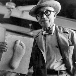 Authors of new book reveal the artist behind architect Le Corbusier