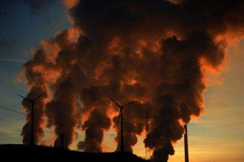 CO2 emissions are set to surged 20% by 2020, says a watchdog