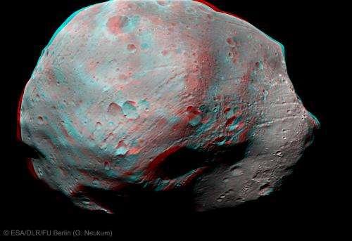 Fantastic Phobos