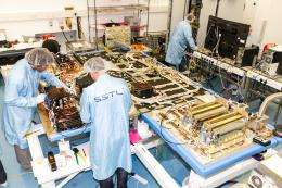 First payload ready for next batch of Galileo satellites