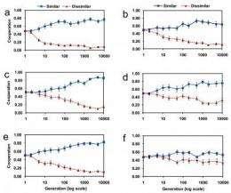 Genetic similarity promotes cooperation