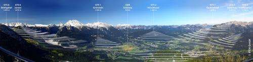 Helicopter flight over 'Galileo valley' guides future satnav