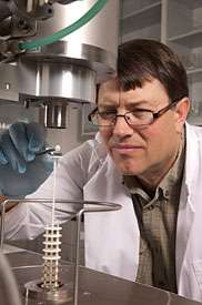 Idaho researcher building used nuclear fuel sensor