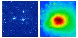 Krawczynski group receives NASA grant to spy on black holes