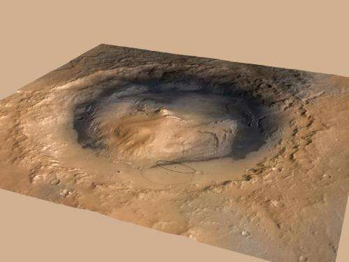 NASA Mars Rover team aims for landing closer to prime science site