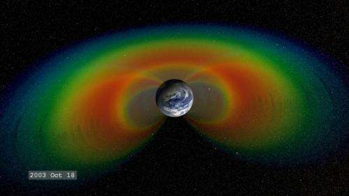 NASA's SAMPEX Mission: A Space Weather Warrior
