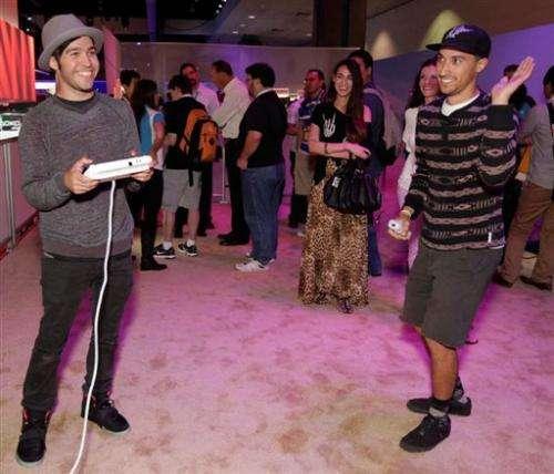 Nintendo seeks to shake up gaming again with Wii U