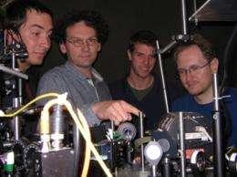 Novel probe for ultracold quantum matter developed