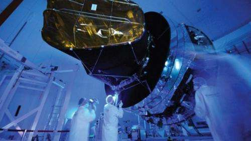 Planck instrument loses its cool