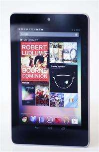 Review: Google's Nexus 7 guns for the Kindle