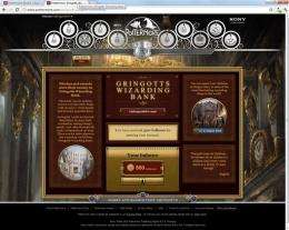Review: More adventures, insights with Potter site