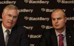 Troubled BlackBerry maker sees Africa potential