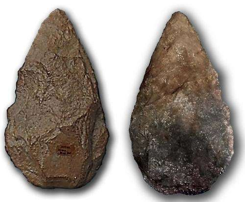 'Trust' provides answer to handaxe enigma