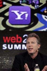 Yahoo names Levinsohn interim CEO (AP)