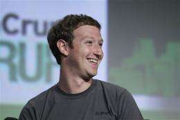 Zuckerberg ready to 'double down' on Facebook