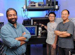 Researchers invent new tool to study single biological molecules