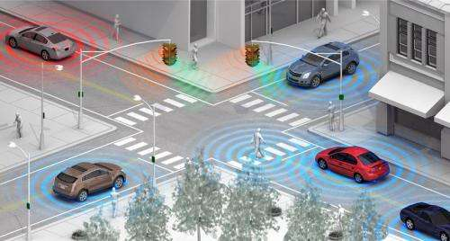 GM working on Wi-Fi Direct application to prevent vehicle/pedestrian accidents