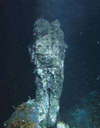 Scientists define new limits of microbial life in undersea volcanoes