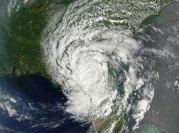NASA satellites watch Tropical Storm Beryl
