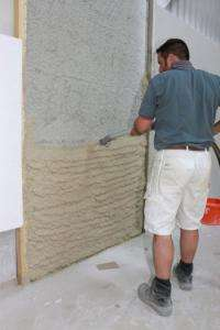 New Aerogel-based plaster provides better insulation