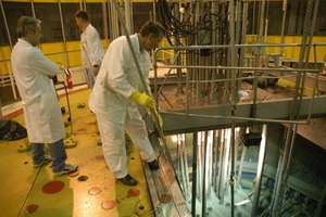 1 week of MARIA reactor operation = radiopharmaceuticals for 100,000 patients