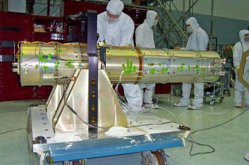 An image gallery gift from Swift satellite