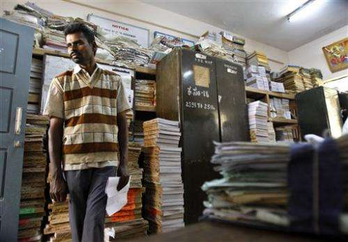 Indian land program shows tech's limits