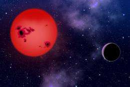 Loss of planetary tilt could doom alien life