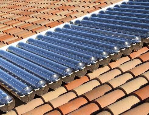 Naked Energy touts hybrid solar panel in tube design