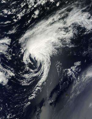 NASA sees an active tropical Atlantic again