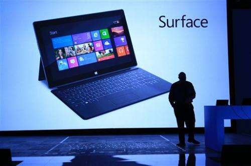 Review: Microsoft Surface straddles divide
