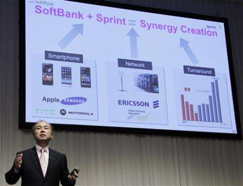 Softbank to buy 70 percent of Sprint for $20 bln