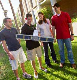 Students building satellite to help NASA learn more about solar flares