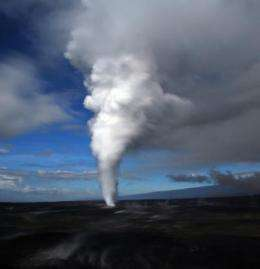 Study explains connection between Hawaii's dueling volcanoes