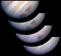 Villain in disguise: Jupiter's role in impacts on Earth