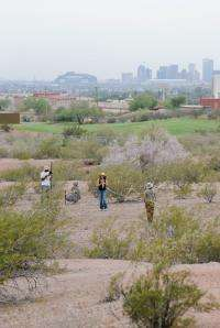 ASU scientists help uncover complex causes, consequences of changes in the environment