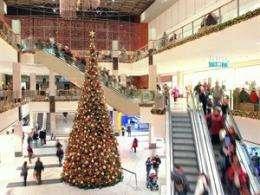 Christmas shopping left you broke? Blame the festive music