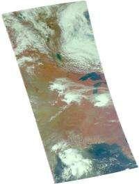 NASA satellites examine powerful summer derecho