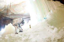 Exploring Mars in the Austrian Alps