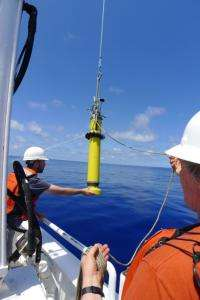 Synchronized probes explore Bermuda Triangle's swirling vortices