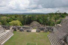 Researchers find linkages between climate change and political, human impacts among ancient Maya