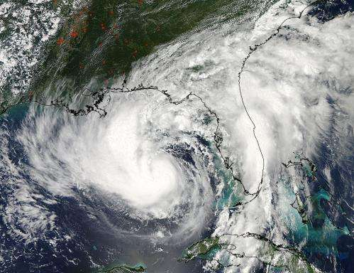 NASA watching Issac's approach to US Gulf Coast