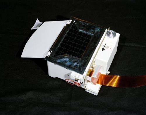 Lunar Reconnaissance Orbiter spectrometer detects helium in Moon's atmosphere