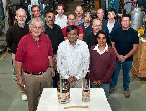 Superconducting Magnet Researchers Develop Exciting New HTS Technology