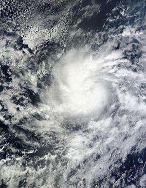 NASA watching Hurricane Paul, warnings up for Baja California