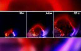 Researchers reproduce plasma loops to help understand solar physics