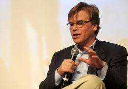 Aaron Sorkin will adapt the hot-selling biography on Steve Jobs by journalist Walter Isaacson for a film